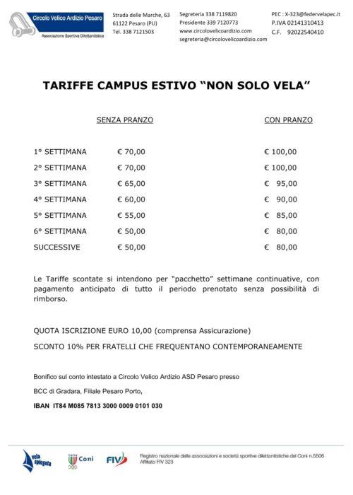 CampoEstivo_2018_03_Tariffe1